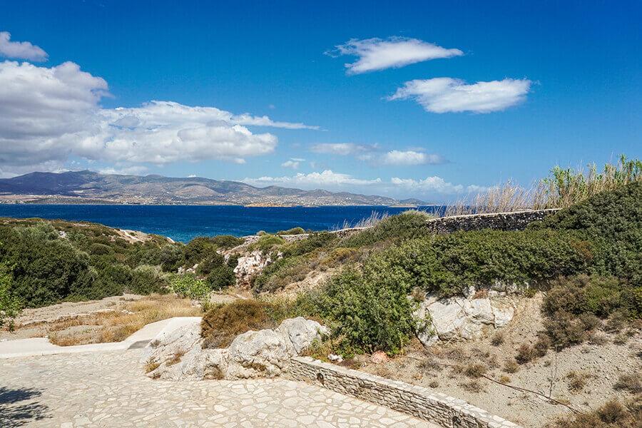 House Niobe | Sea Houses Antiparos