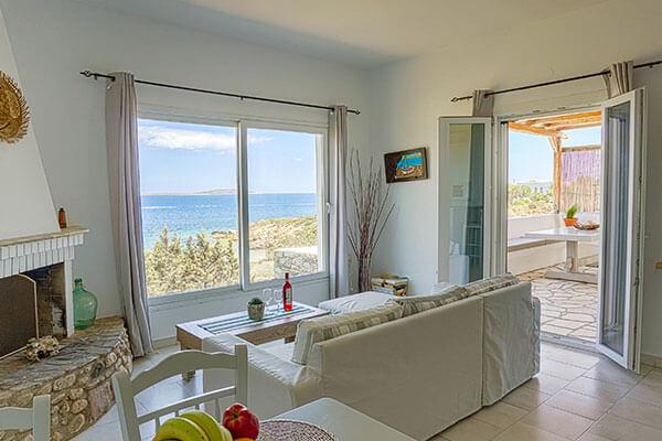 House Ariadne | Sea Houses Antiparos